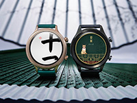 Xiaomi представила смарт-часы Mi Watch Forbidden City