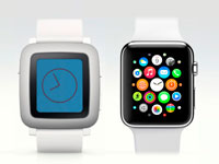 8 превосходств часов Pebble Time над Apple Watch