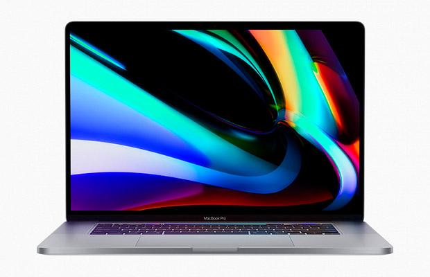 Apple начала продавать восстановленные 16-дюймовые ноутбуки MacBook Pr