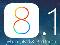 Особенности iOS 8.1 для iPhone, iPod touch и iPad