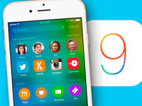 Скачать iOS 9 GM и iOS 9.1 beta 1 для iPhone, iPod touch и iPad