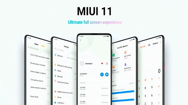 MIUI 11 на базе Android 10 вышла для еще 15 смартфонов Xiaomi и Redmi