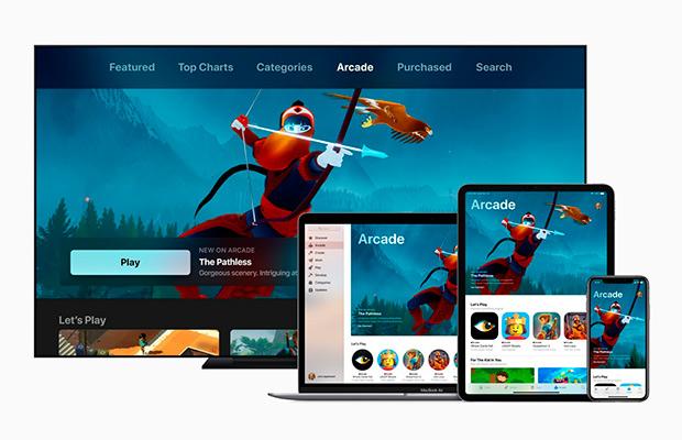 Игровой сервис Apple Arcade станет доступен 19 сентября