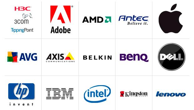 731cec11e4e Как менялись логотипы крупнейших IT компаний