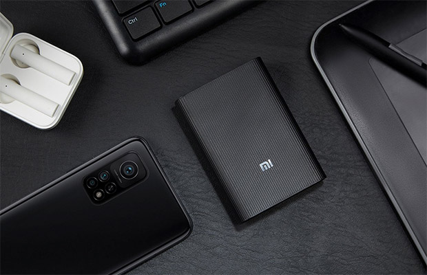 Xiaomi выпустила новый павербанк Mi Pocket Power Bank Pro