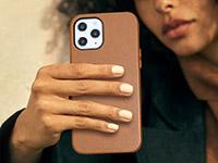 Xiaomi выпустила кожаный чехол для iPhone 12