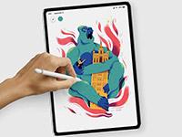 Представлен стилус Apple Pencil для iPad Pro