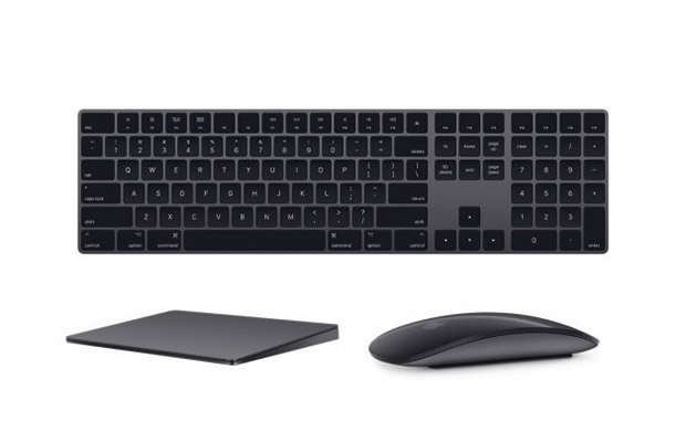 Apple Magic Keyboard, Mouse и Trackpad в новом цвете пока доступны только в комплекте с Mac Pro