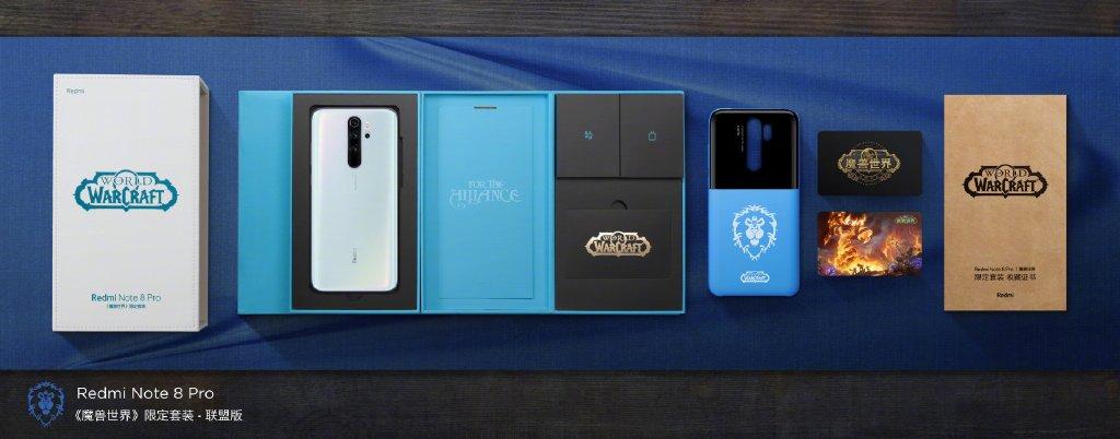 Redmi Note 8 Pro WoW