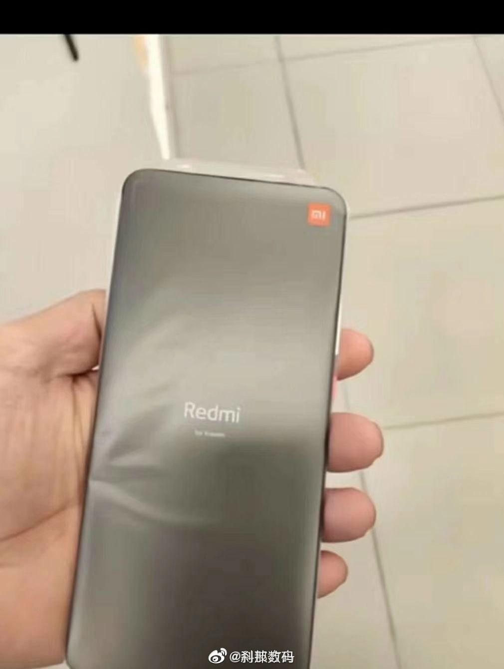 экран нового телефона Redmi K30 Pro 5G
