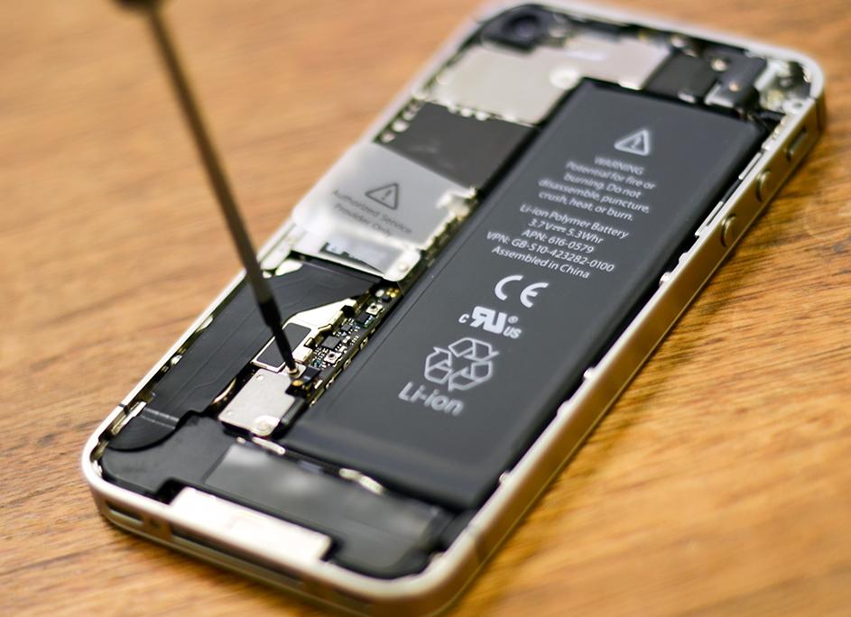 диагностика и ремонт айфон
